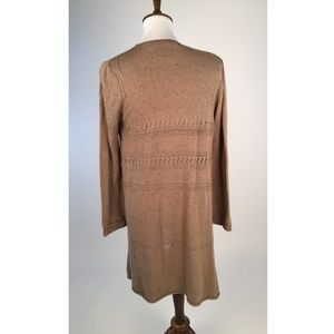 Talbots Sweaters - Max Studio Womens Sweater Medium Brown C26-11Z